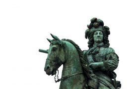 corte di francia re sole
