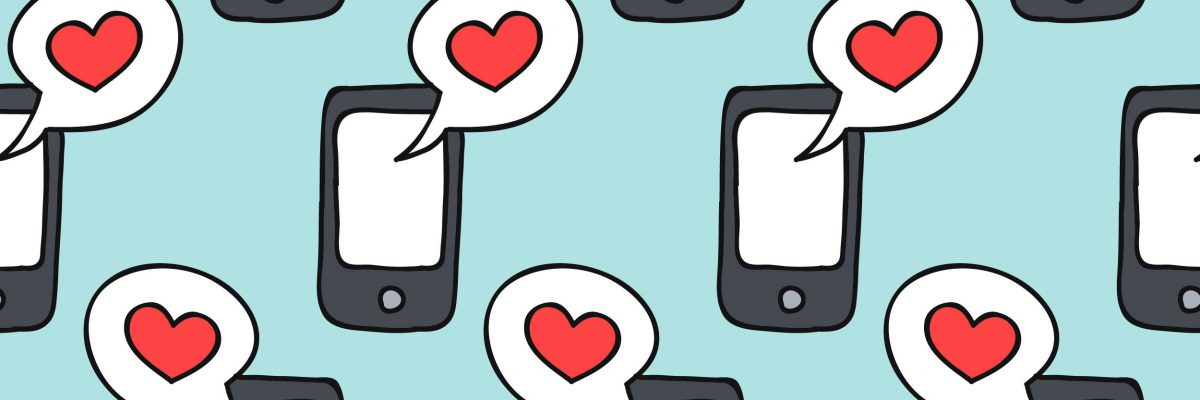 amore e telefonino