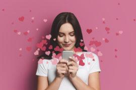 L'amore… nel 2020 nasce online