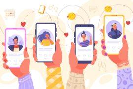 Siti e app di incontri online